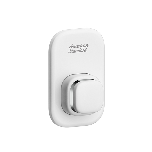 EasyFLO Concealed Shower (Glossy White)