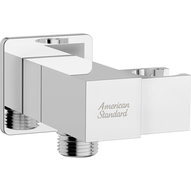 Wall Outlet with holder Square613x613