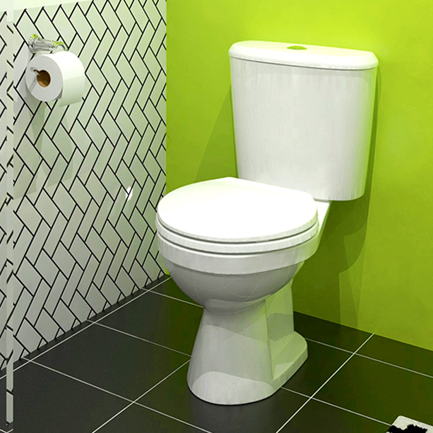 Winston Plus Close Coupled Toilet image3